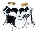 PEARL Drum Set EX